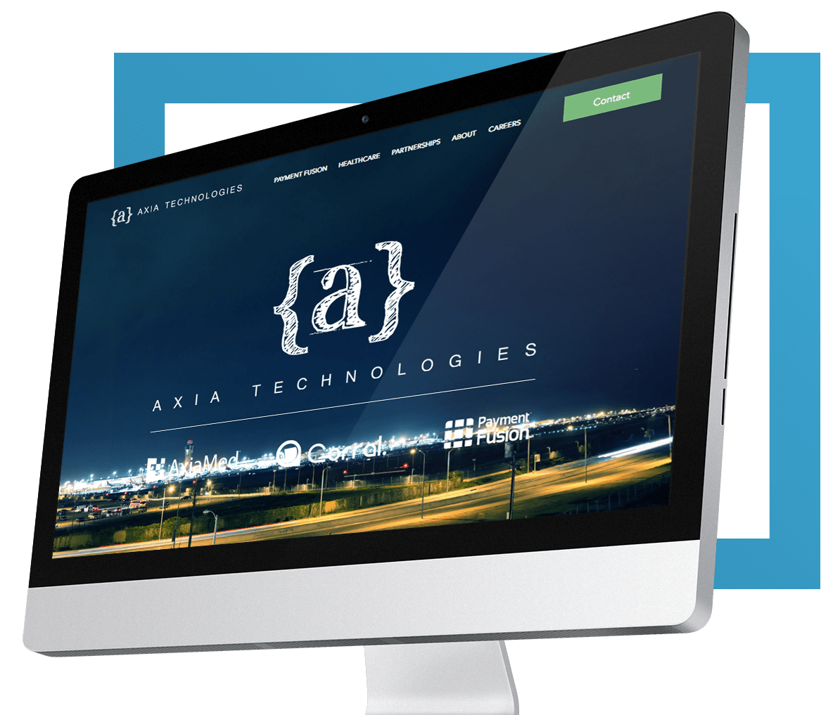 CakeDC - CakePHP consulting case study Axia Merchant Services